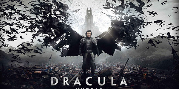 Dracula Untold - a new film combining the life of the historical Vlad the Impaler with the fictional vampire in Bram Stoker's novel Dracula
